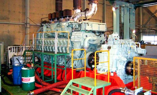 高速エンジン2